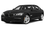 BMW 760 rims and wheels photo
