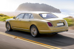 Bentley Mulsanne rims and wheels photo