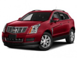 Cadillac SRX rims and wheels photo
