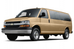 Chevrolet Express 2500 rims and wheels photo