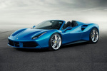 Ferrari 488 Spider rims and wheels photo