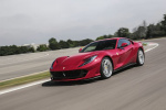Ferrari 812 Superfast rims and wheels photo