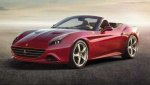 Ferrari California rims and wheels photo