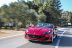 Ferrari Portofino rims and wheels photo