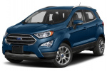Ford EcoSport rims and wheels photo