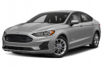 Ford Fusion Hybrid rims and wheels photo
