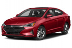 Hyundai Elantra rims and wheels photo