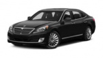 Hyundai Equus rims and wheels photo