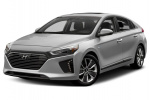 Hyundai Ioniq Hybrid rims and wheels photo