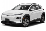 Hyundai Kona EV rims and wheels photo