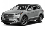 Hyundai Santa Fe XL rims and wheels photo