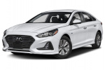 Hyundai Sonata Hybrid rims and wheels photo