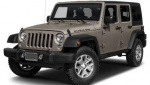 Jeep Wrangler Unlimited bolt pattern