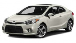 Kia Forte Koup rims and wheels photo