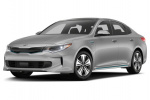 Kia Optima Plug-In Hybrid rims and wheels photo
