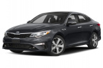 Kia Optima rims and wheels photo