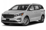 Kia Sedona rims and wheels photo