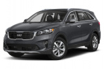 Kia Sorento rims and wheels photo