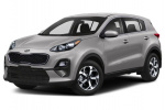 Kia Sportage rims and wheels photo