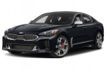 Kia Stinger rims and wheels photo
