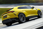 Lamborghini Urus rims and wheels photo