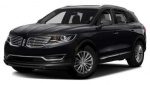 Lincoln MKX bolt pattern