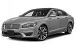 Lincoln MKZ rims and wheels photo