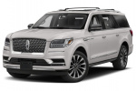 Lincoln Navigator L rims and wheels photo