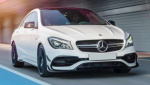 Mercedes-Benz AMG CLA45 rims and wheels photo