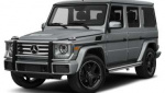 Mercedes-Benz G-Class rims and wheels photo