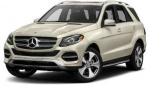 Mercedes-Benz GLE350 rims and wheels photo
