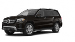 Mercedes-Benz GLS350d rims and wheels photo
