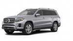 Mercedes-Benz GLS450 rims and wheels photo