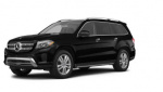 Mercedes-Benz GLS550 rims and wheels photo