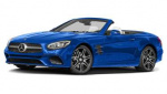 Mercedes-Benz SL450 rims and wheels photo