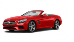 Mercedes-Benz SL550 rims and wheels photo