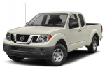 Nissan Frontier rims and wheels photo
