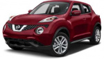 Nissan Juke rims and wheels photo