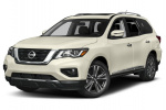 Nissan Pathfinder rims and wheels photo