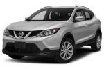 Nissan Rogue Sport rims and wheels photo