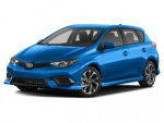 Scion iM rims and wheels photo