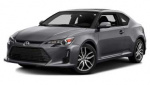 Scion tC rims and wheels photo