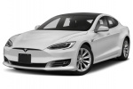 Tesla Model S rims and wheels photo