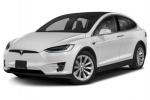 Tesla Model X rims and wheels photo