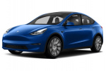 Tesla Model Y rims and wheels photo