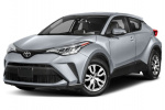 Toyota C-HR rims and wheels photo
