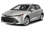 Toyota Corolla Hatchback rims and wheels photo