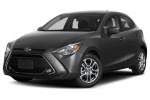 Toyota Yaris rims and wheels photo