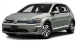 Volkswagen e-Golf rims and wheels photo
