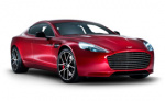 Aston Martin Rapide S rims and wheels photo